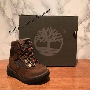 """Timberland Toddler's 6"""" Field AUTHENTIC 44892 Boot"""